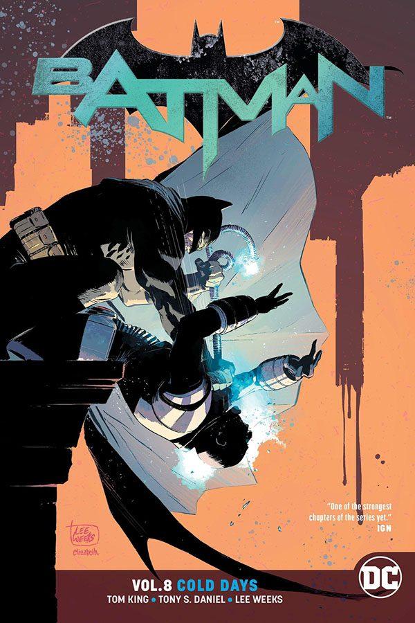 Batman Vol.08: Cold Days