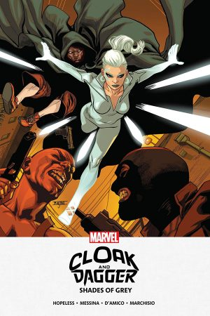 Cloak And Dagger: Shades Of Grey