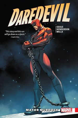 Daredevil (Back In Black) Vol.07: Mayor Murdock