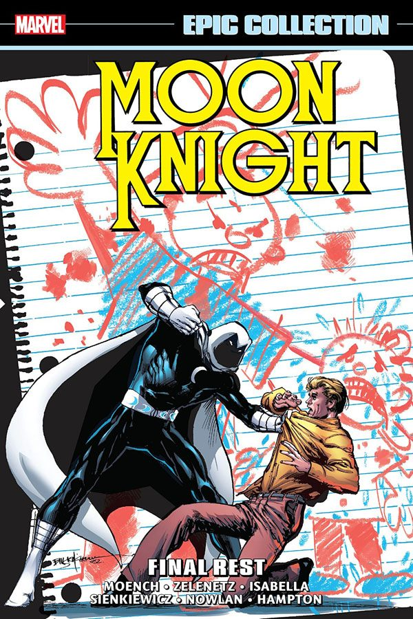 Moon Knight: Final Rest (Epic Collection)