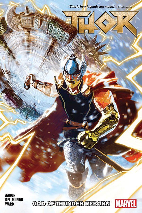 Thor Vol.01: God Of Thunder Reborn
