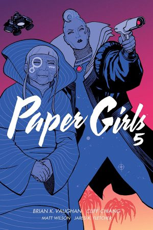 Paper Girls Vol.05