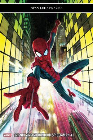 Friendly Neighborhood Spider-Man (2019-) #1