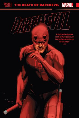 Daredevil (Back In Black) Vol.08: Death Of Daredevil