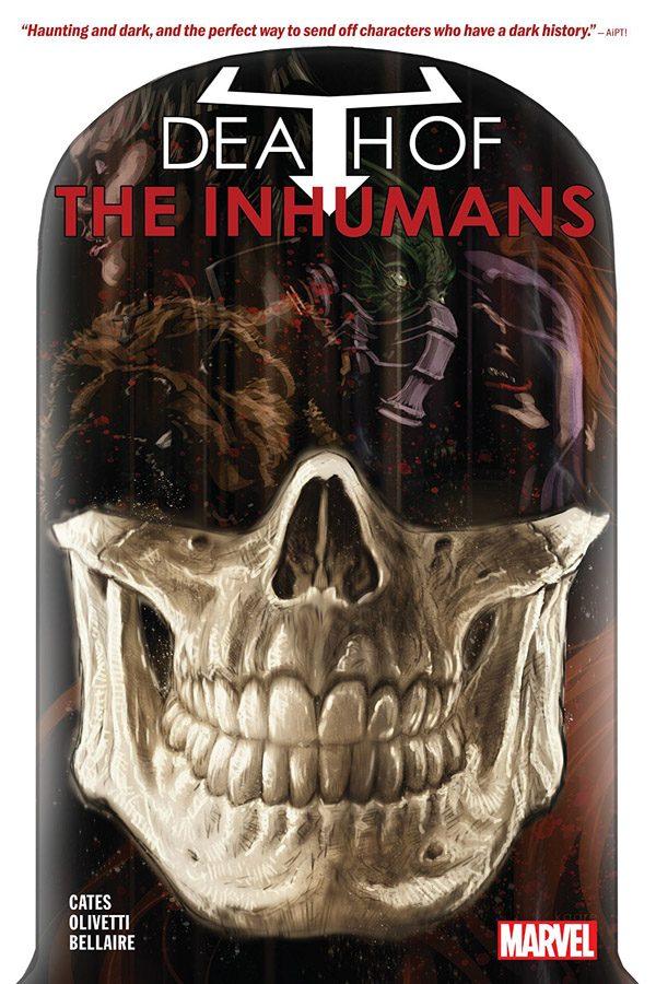 Death of the Inhumans