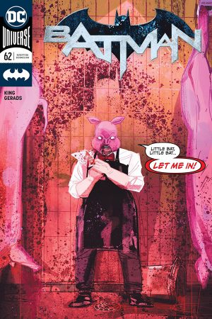 Batman (2016-) #62
