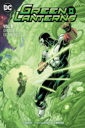 Green Lanterns Vol.08: Ghosts of the Past