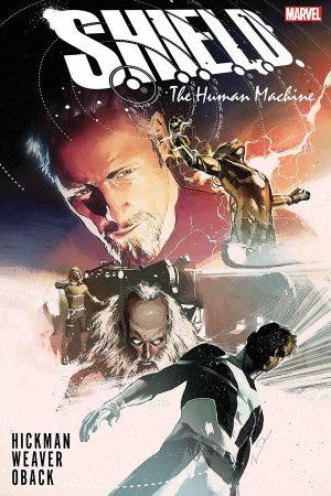 S.H.I.E.L.D.: Human Machine