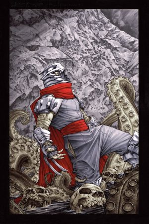 Teenage Mutant Ninja Turtles: Shredder in Hell #1 (Director's Cut)