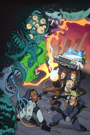 Ghostbusters 35th Anniversary: Real Ghostbusters