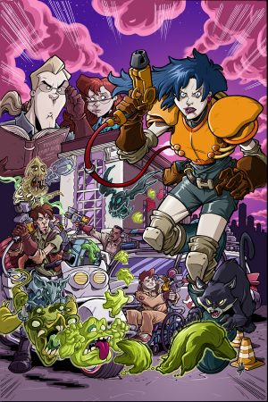Ghostbusters 35th Anniversary: Extreme Ghostbusters