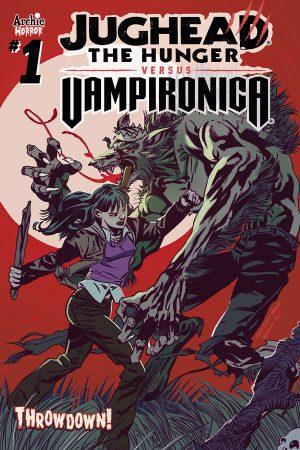Jughead: Hunger Vs Vampironica #1