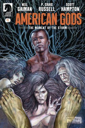 Neil Gaiman's American Gods: Moment of Storm #1
