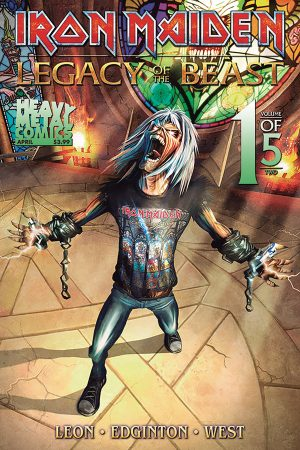 Iron Maiden: Legacy Of The Beast Vol.2 #1