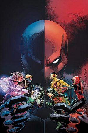 Teen Titans #29 (Terminus Agenda)