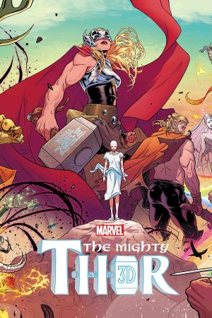 Mighty Thor: 3D