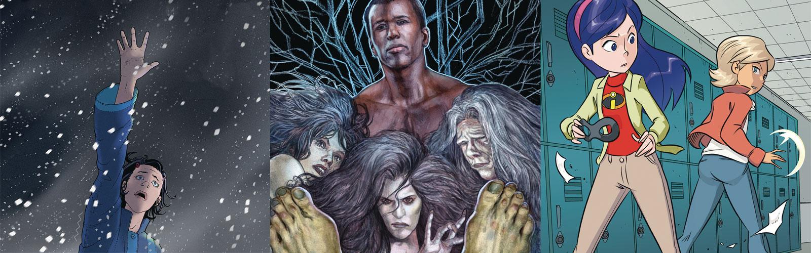 Solicitations: April 2019 – Dark Horse Comics
