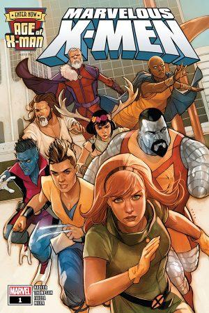 Age Of X-Man: Marvelous X-Men (2019) #1