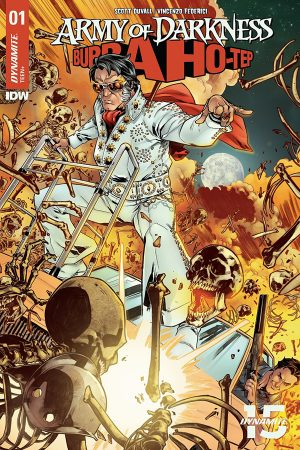 Army of Darkness / Bubba Ho-Tep #1