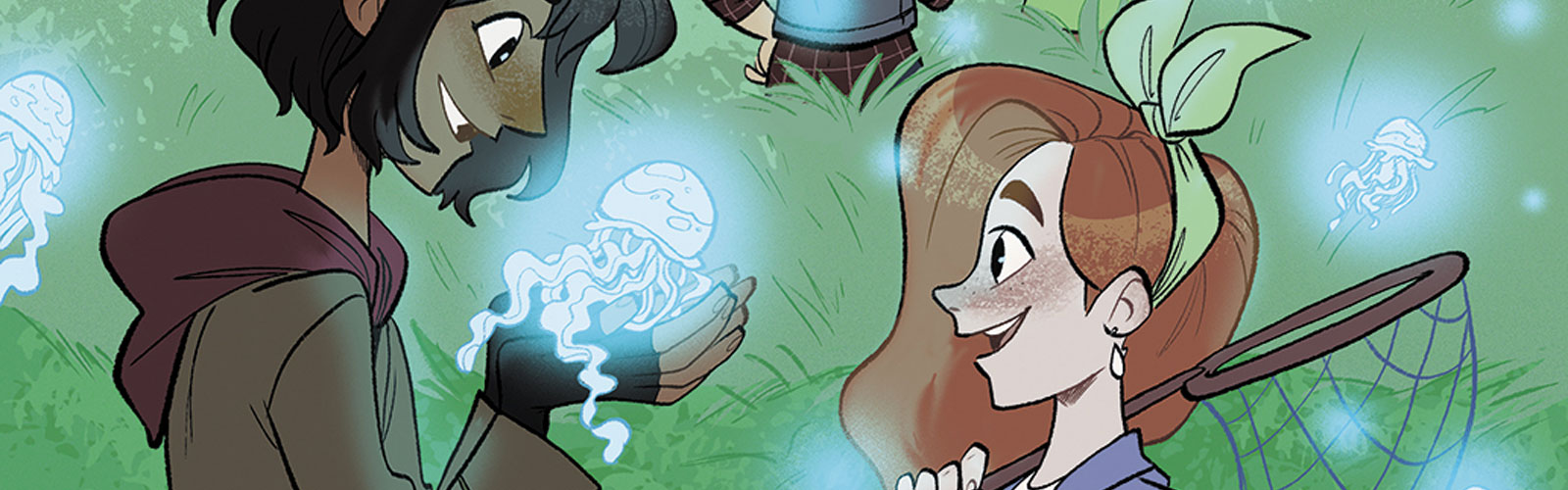 Lumberjanes: Somewhere That's Green