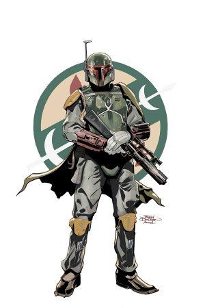 Star Wars - Age of Rebellion: Boba Fett