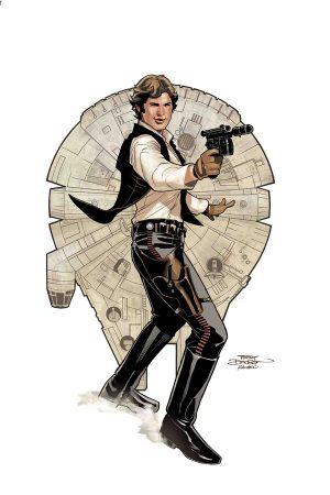 Star Wars - Age of Rebellion: Han Solo
