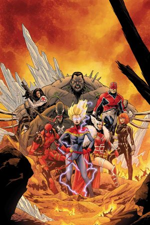 War of the Realms – Strikeforce: The War Avengers