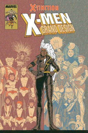 X-Men – Grand Design: X-Tinction