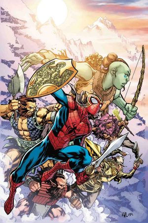 War of the Realms: Spider-Man and the League of Realms