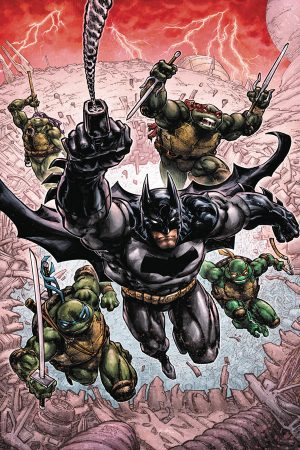 Batman / Teenage Mutant Ninja Turtles III