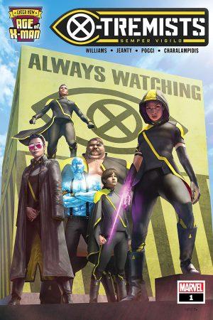Age of X-Man: X-Tremists (2019) #1
