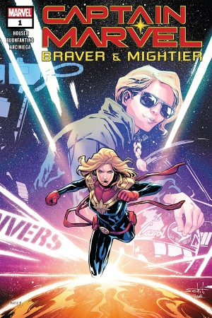 Captain Marvel: Braver and Mightier (2019) #1