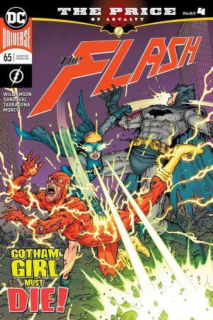 Flash (2016-) #65
