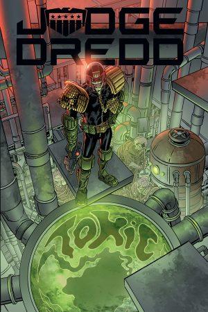 Judge Dredd: Toxic
