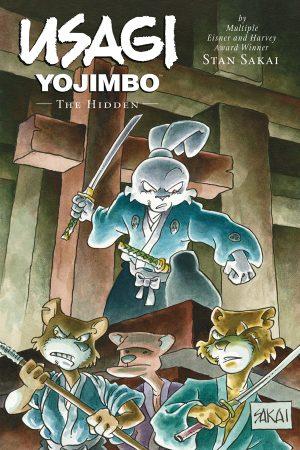 Usagi Yojimbo Vol.33: The Hidden