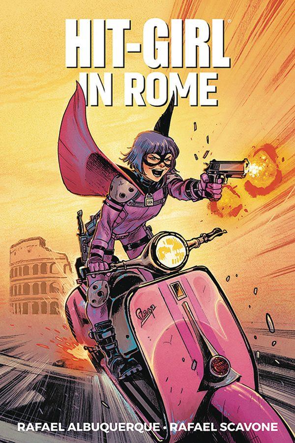 Hit-Girl Vol.03: In Rome