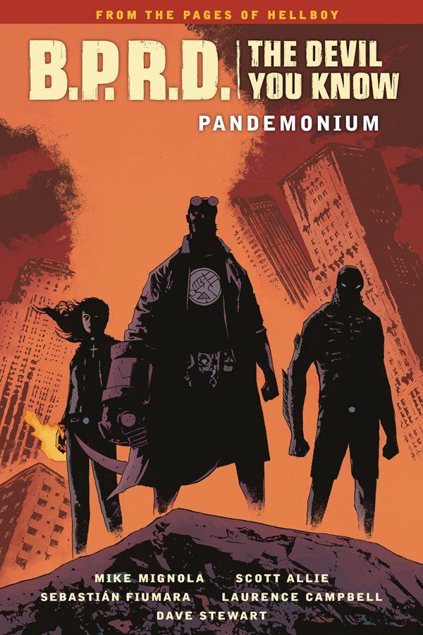 BPRD - The Devil You Know Vol.02: Pandemonium