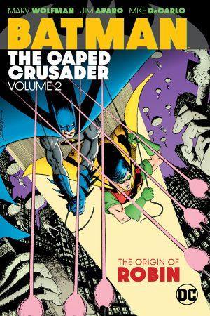 Batman: Caped Crusader Vol.02