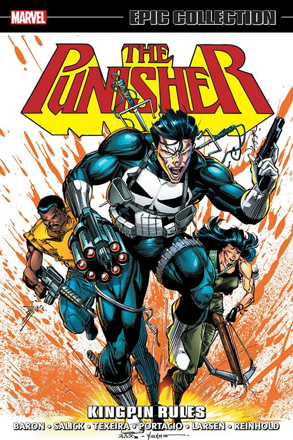 Punisher: Kingpin Rules (Epic Collection)