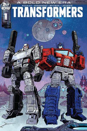 Transformers (2019-) #1