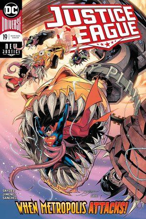 Justice League (2018-) #19