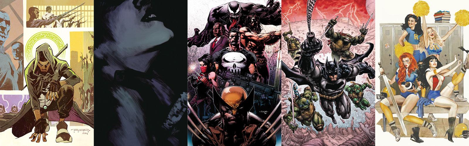 Ace Comics Advance Order List 366