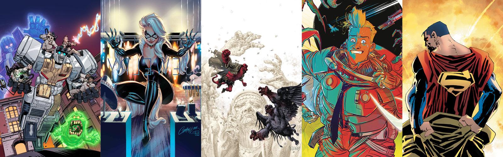 Ace Comics Advance Order List 367