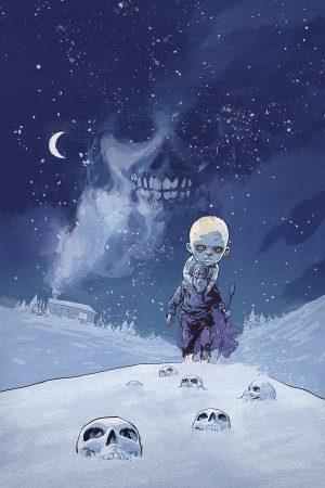 Jim Henson's Storyteller: Ghosts #1