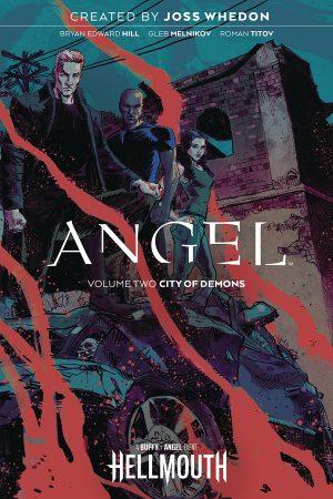 Angel Vol.02: City of Demons