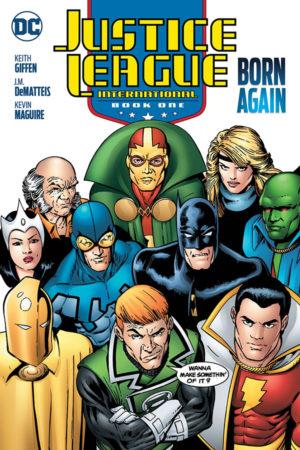 Justice League International Vol.01: Born Again